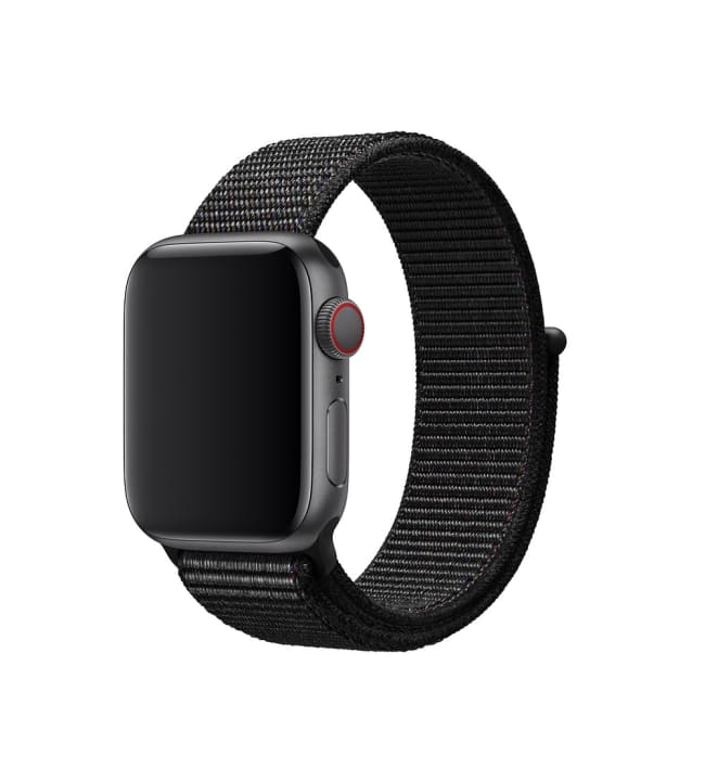 Apple Watch 44 mm Sport Loop-ranneke