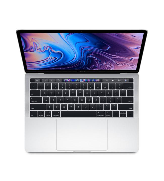"""Apple MacBook Pro with Touchbar 128GB 13.3"""" kannettava tietokone"""