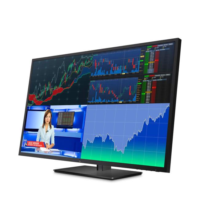 """HP Z-Display Z43 42.5"""" 4K UHD näyttö"""