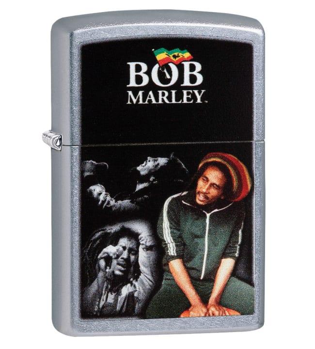 Zippo Bob Marley Z29572 sytytin