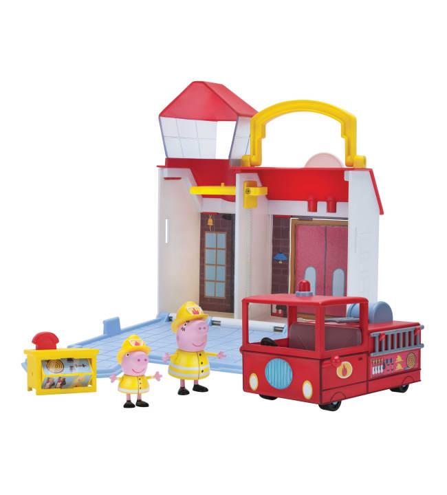 Pipsa Possu Fire Rescue paloautosetti