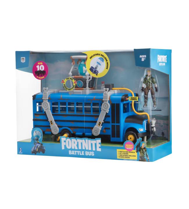 Fortnite Battle Bus bussi