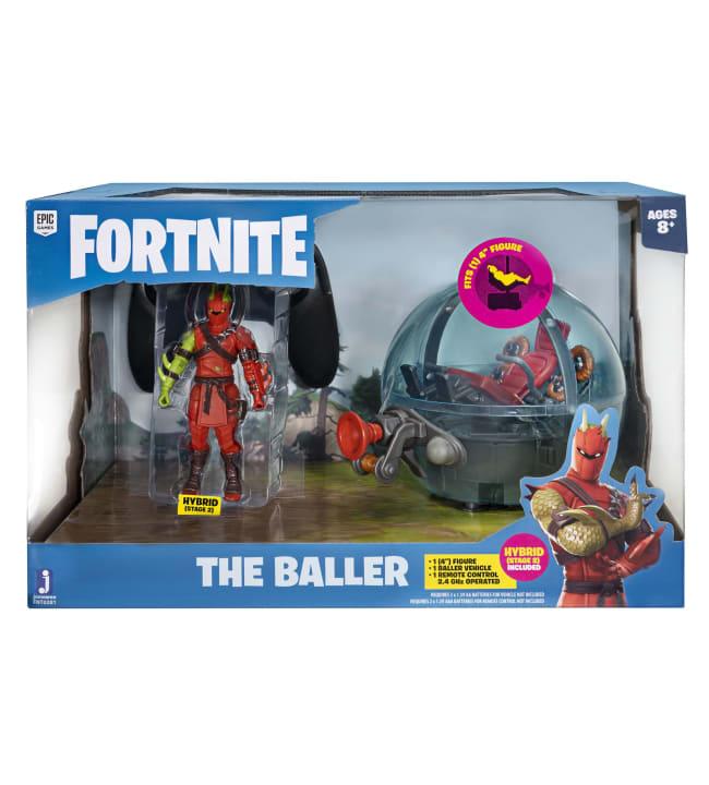 Fortnite The Baller radio-ohjattava