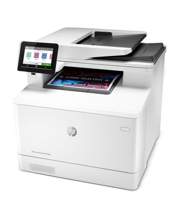 HP Color LaserJet Pro MFP M479fdw monitoimitulostin