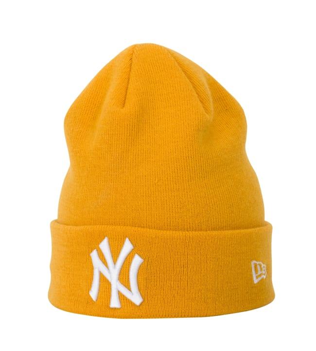 New Era Essential Cuff Knit New York Yankees pipo