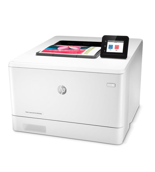 HP Color LaserJet Pro M454dw värilasertulostin