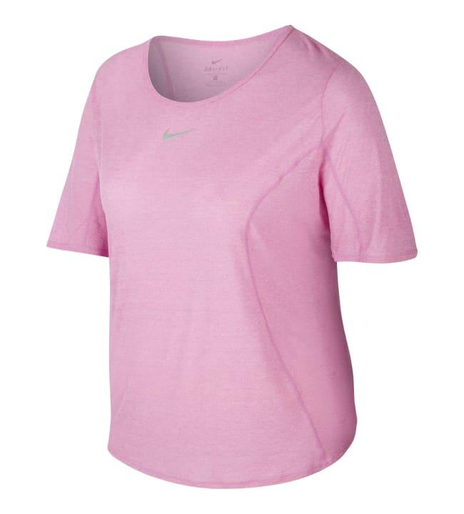 Nike Nk 10k naisten treeni t-paita D-mitoituksella