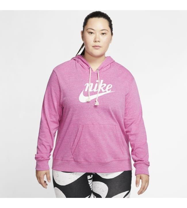 Nike Nsw Vintage naisten huppari D-mitoituksella