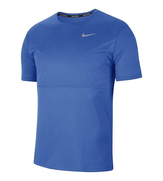 Nike Nk Breathe miesten juoksu t-paita