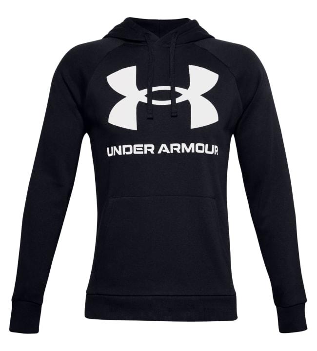 Under Armour Rival Fleece Big Logo miesten collegehuppari