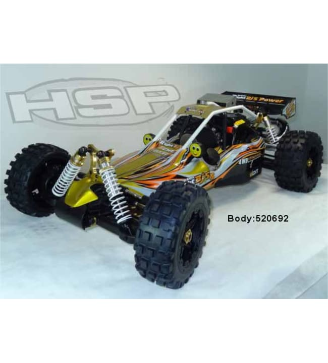 Right Model 1/5 Buggy BJ5S 4WD RC-auto