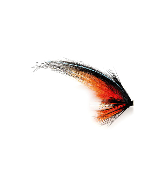 Fulling Mill Black&Orange lohiperho/meritaimenperho