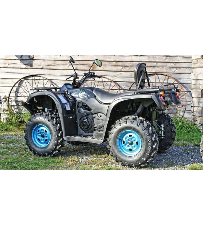 Trapper 500 EFI T3 traktorimönkijä