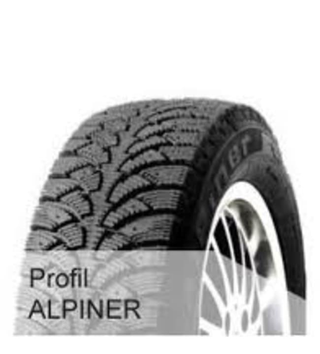 Profil Alpiner -pinnoitettu- 195/60-15 talvirengas
