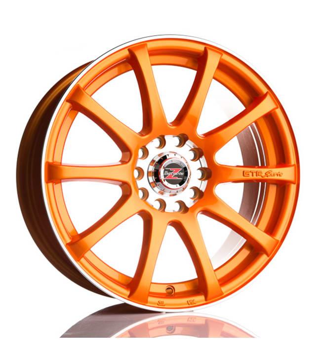 Barzetta GTR RaceOrange 7x16 Jako:4x114.3 ET:38 vanne