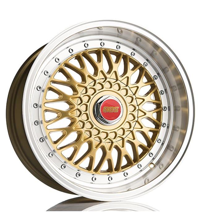 885 Classic RS Gold 7.5x17 Jako:4x114.3 ET:35 vanne