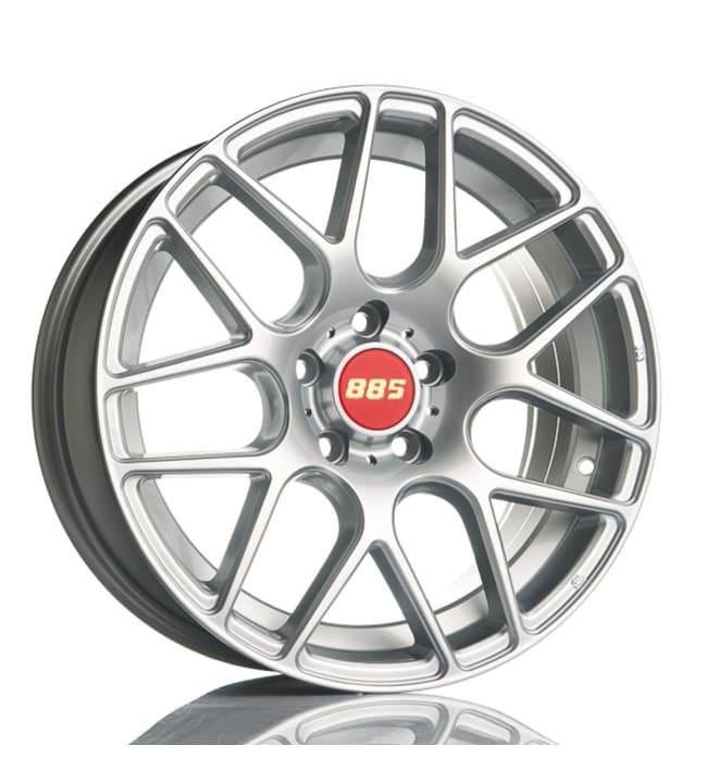 885 Motorsport Silver 7.5x17 Jako:5x112 ET:35 vanne