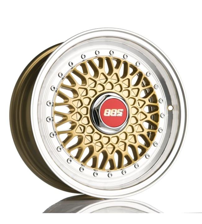 885 Classic RS Gold 7x15 Jako:5x108 ET:35 vanne