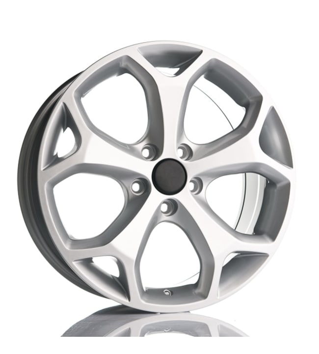 Fit for Volvo Kinect Silver 8x18 Jako:5x108 ET:43 vanne