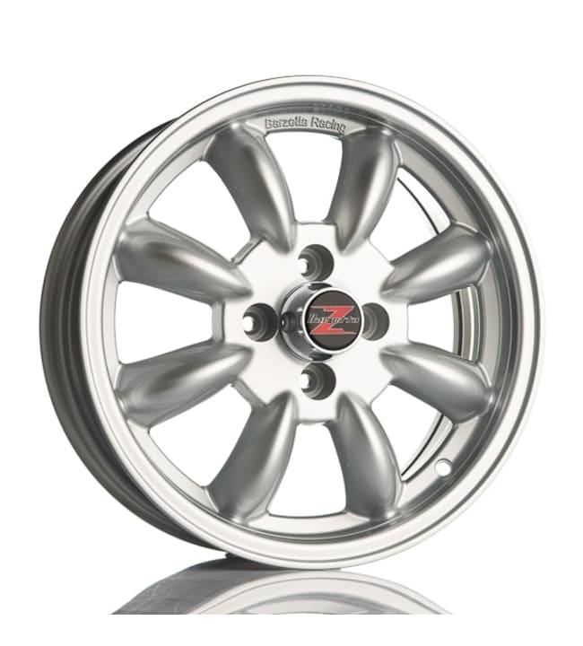Barzetta Classic Rally Silver 5.5x15 Jako:4x114.3 ET:18 vanne