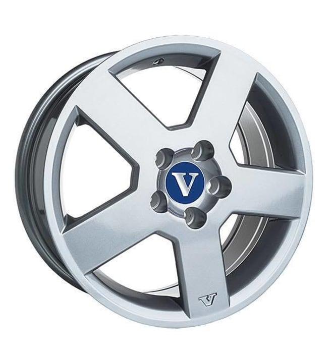 V-Wheels Pegasus Silver 7x16 Jako:5x108 ET:43 vanne