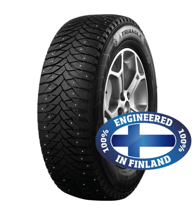 Triangle IceLink -Engineered in Finland- 225/65-17 talvirengas