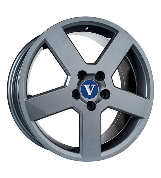 V-Wheels Pegasus Titanium 7.5x17 Jako:5x108 ET:52 vanne