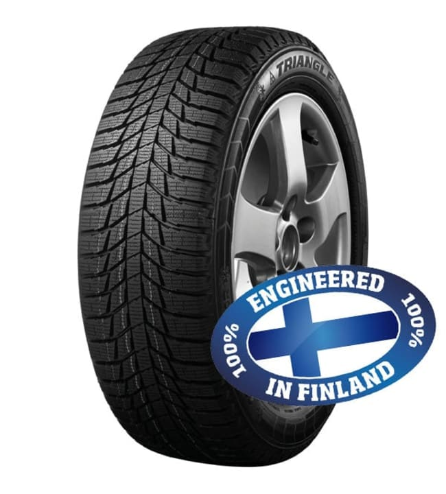 Triangle SnowLink -Engineered in Finland- 225/50-17 talvirengas