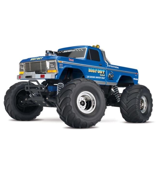Traxxas Bigfoot monsteri 1/10 rtr auto