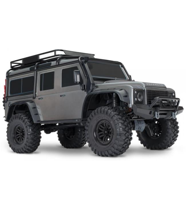 Traxxas TRX-4 scale crawler Land Rover
