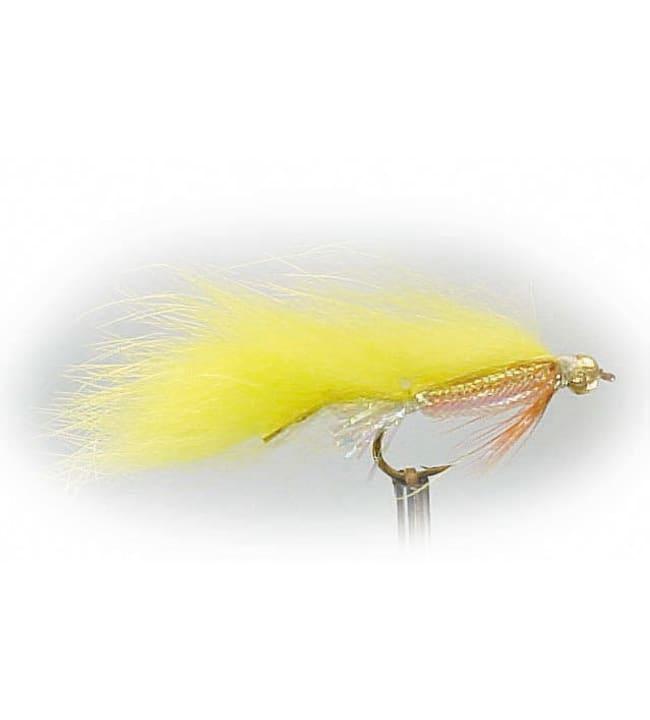 OPM Gh Yellow Zonker 12 kpl streamerperho
