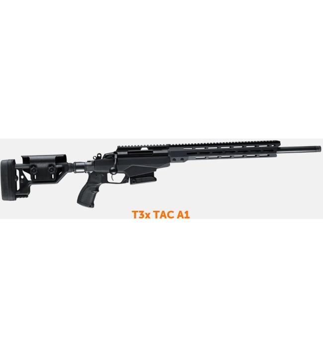 Tikka T3X LH Tac A1 vasenkätinen kivääri