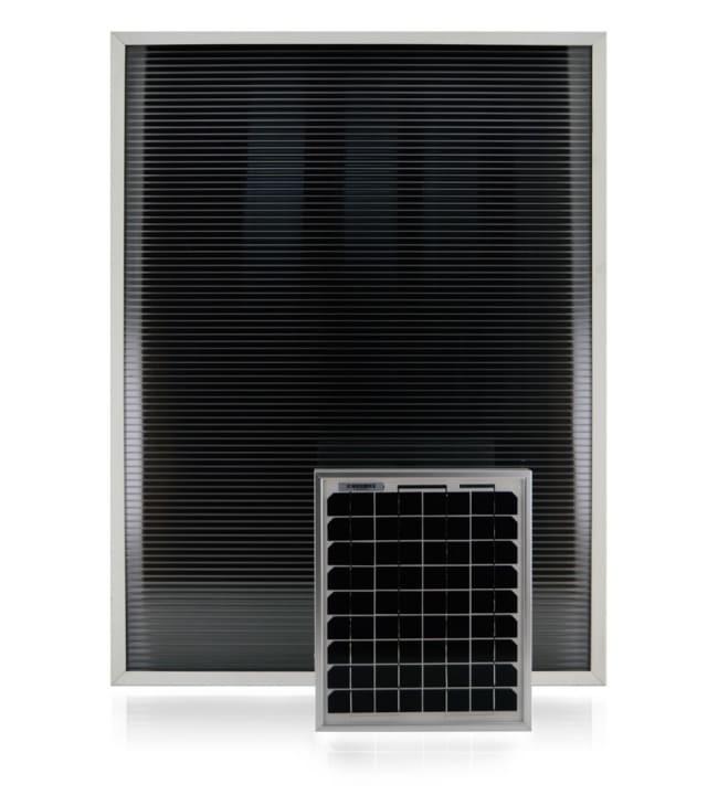 Solkungen 1200 W aurinkoilmakeräin