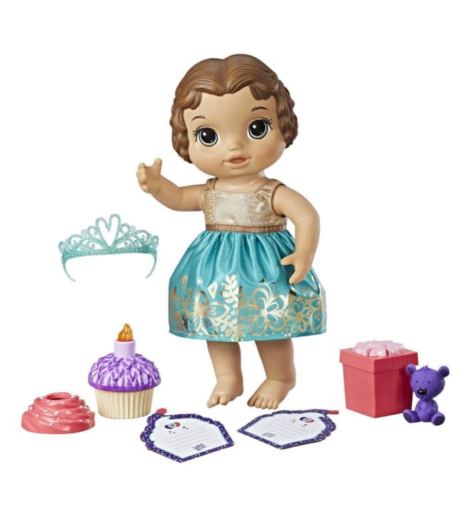 Baby Alive Cupcake Birthday nukke