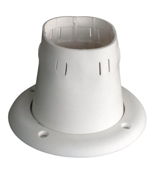 100 mm valkoinen kaapelin läpivienti