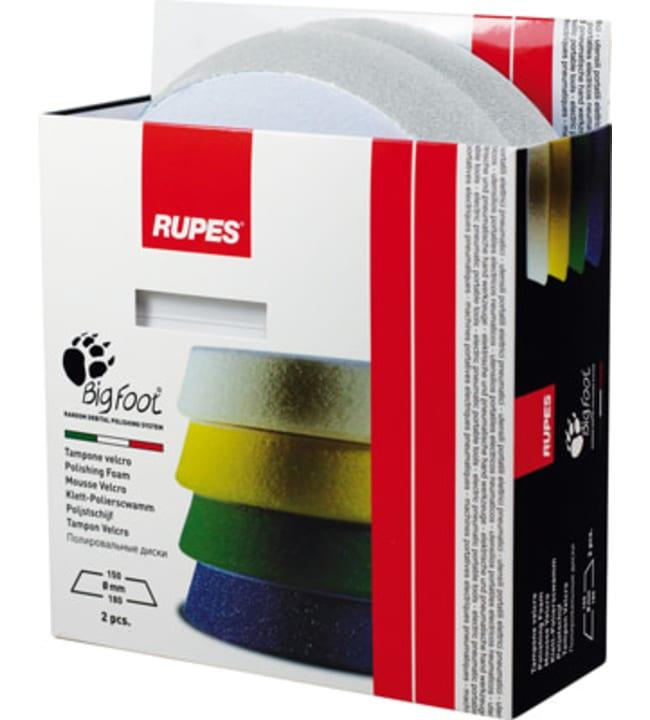 Rupes ultrafine 180mm kiillotustyyny, 2kpl / pakkaus