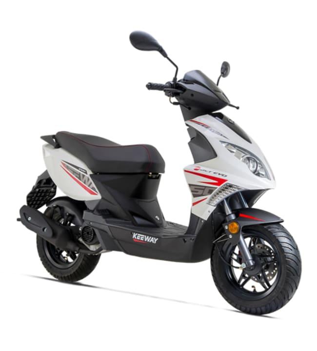 Keeway Fact EVO Euro4 skootteri