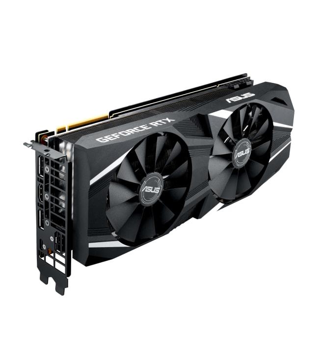 Asus DUAL-RTX2080TI-A11G 11GB näytönohjain