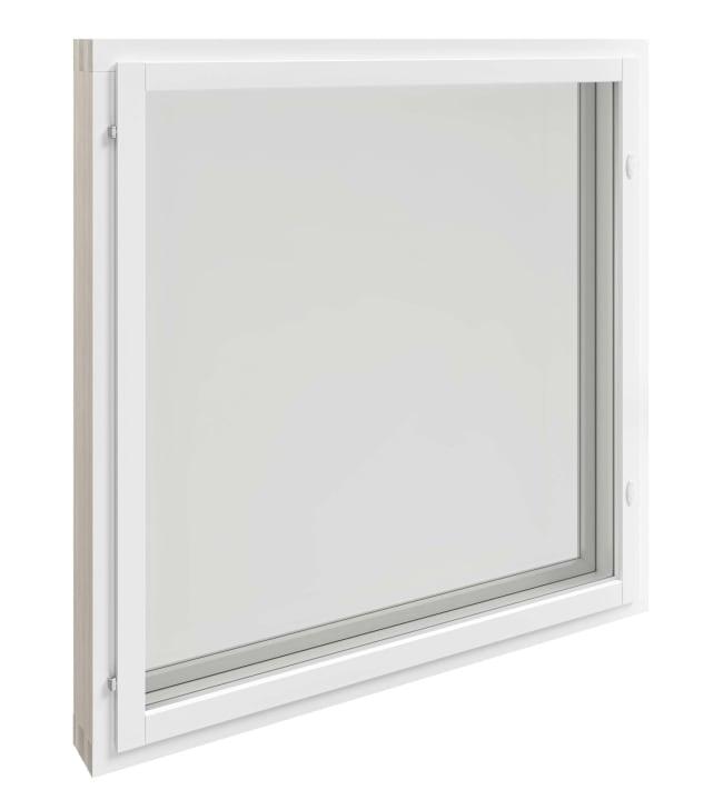 Oulux MSEA 12x12 sisäänpäin avautuva ikkuna