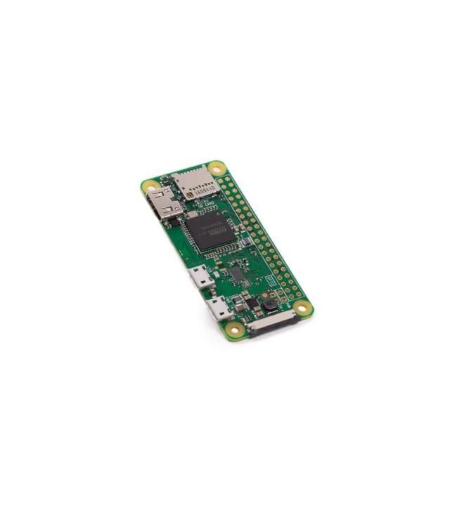 Raspberry Pi Zero W yhden piirilevyn tietokone