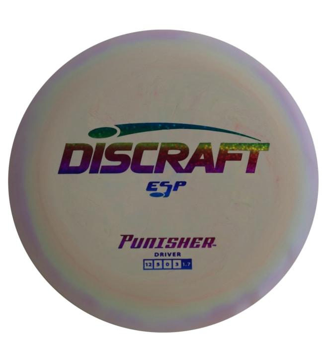 Discraft Punisher ESP draiveri