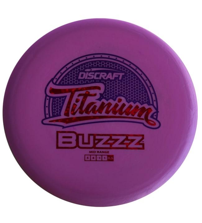 Discraft Buzzz Titanium midari