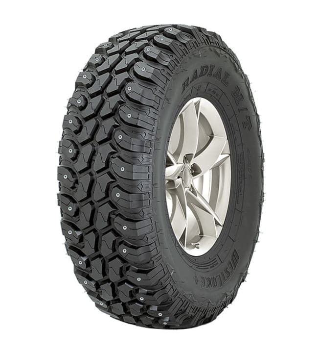 Goodride Pathfinder SL366 M/T White letters Winter 35x12.5-15 talvirengas