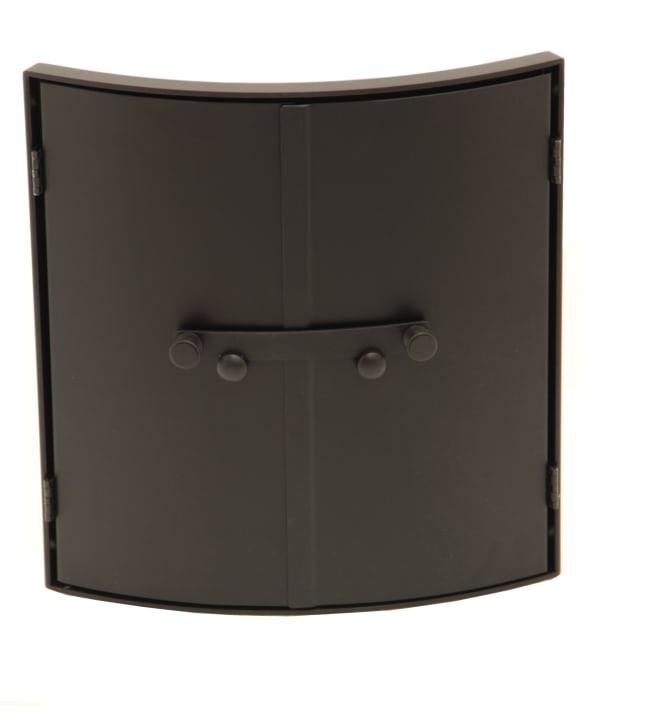 Tapani Puosi UL-K10 lasilla 280 x 320 mm D=600 2-ovinen takkaluukku