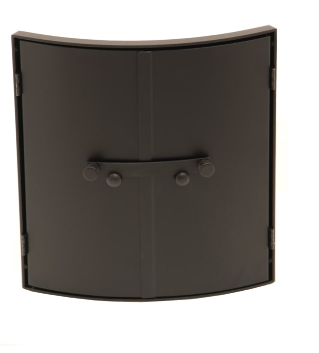 Tapani Puosi UL-K10 lasilla 280 x 320 mm D=750 2-ovinen takkaluukku