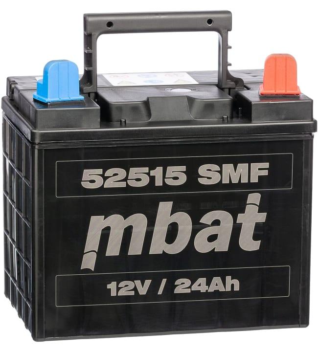 Mbat 52515 12V 24Ah ruohonleikkuriakku