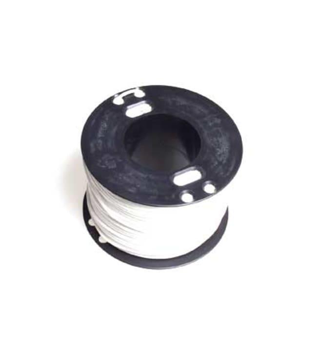 Draka 1,0mm2 valkoinen sähköjohto