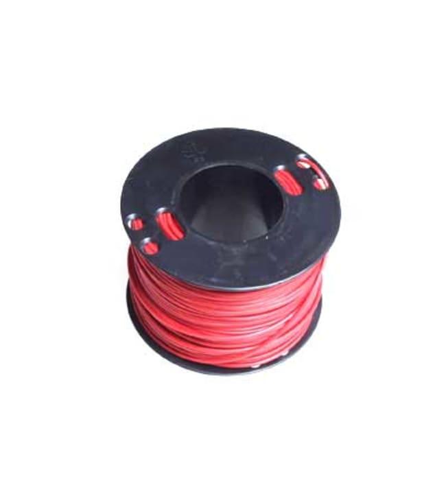 Draka 1,0mm2 punainen sähköjohto