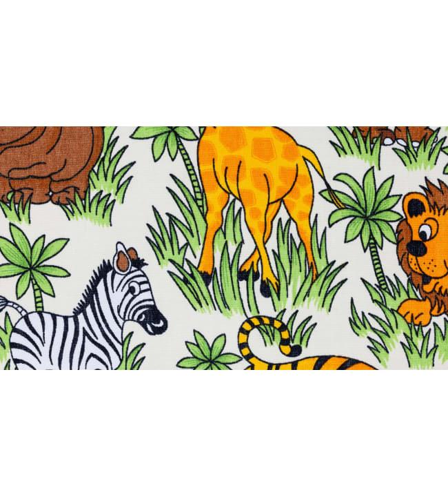 Safari 112 cm puuvillakangas