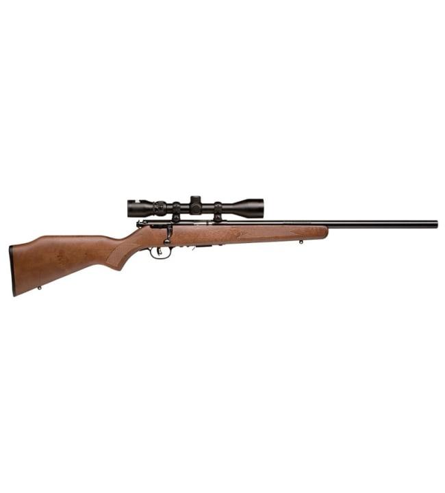 Savage 93R .17 HMR kivääripaketti